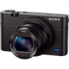 Specification of Canon PowerShot G7 X Mark II rival:  Sony Cyber-shot DSC-RX100 III.