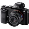 Specification of Sony Alpha 7 rival:  Sony Alpha 7R.