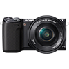 Sony Alpha NEX-5T tech specs and cost.