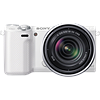 Specification of Fujifilm X-M1 rival: Sony Alpha NEX-5R.
