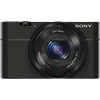 Specification of Panasonic Lumix DMC-ZS100  rival:  Sony Cyber-shot DSC-RX100.