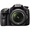 Specification of Pentax K-50 rival: Sony SLT-A57.