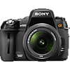 Specification of Olympus FE-5010 rival: Sony Alpha DSLR-A500.