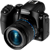 Specification of Panasonic Lumix DMC-LZ40 rival: Samsung NX30.