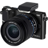 Specification of Sony Cyber-shot DSC-RX100 rival: Samsung NX210.