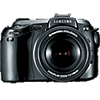 Specification of Canon EOS-1D Mark II N rival: Samsung Pro815.