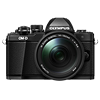 Specification of Fujifilm FinePix S9200 rival: Olympus OM-D E-M10 II.