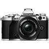 Specification of Panasonic Lumix DMC-GF8 rival: Olympus OM-D E-M5 II.