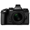 Specification of Casio Exilim EX-ZR700 rival: Olympus OM-D E-M1.