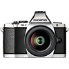 Specification of Nikon Coolpix S6400 rival: Olympus OM-D E-M5.