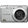 Specification of Kodak EasyShare M550 rival: Olympus VG-110.