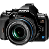 Specification of Nikon D300S rival: Olympus E-600 (EVOLT E-600).