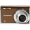 Specification of Nikon Coolpix S5100 rival: Olympus FE-5020 (X-935).