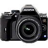 Specification of Samsung ST45 rival: Olympus E-620 (EVOLT E-620).