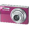 Specification of Kodak EasyShare M550 rival: Olympus FE-5010.
