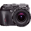 Specification of Canon EOS-1D Mark II N rival: Olympus C-8080 Wide Zoom.