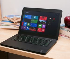 Specification of Microsoft Surface Book rival: Razer Blade 14-inch, 2013.