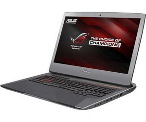Specification of MSI GT73VR Titan 4K-480 rival: ASUS ROG G752VY-RH71.