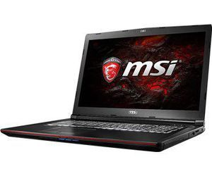MSI GP72X Leopard Pro-622 tech specs and cost.