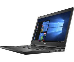 Specification of HP 15-bs015dx rival: Dell Latitude 5580.