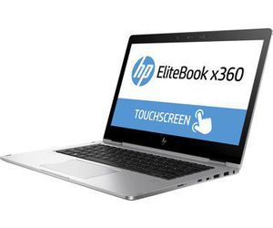 Specification of ASUS ZENBOOK UX305CA-UBM1 rival: HP EliteBook x360 1030 G2.