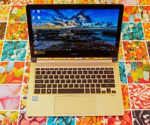 Acer Swift 7 specs and prices.