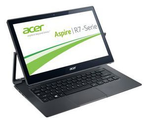 Specification of ASUS ZenBook Flip UX360CA DBM2T rival: Acer Aspire R 13 R7-371T-76HR 2x.