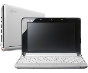 Acer Aspire One Linpus Linux Lite, White