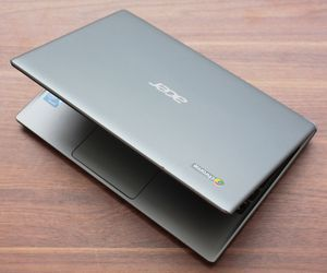 Specification of Apple MacBook Air rival: Acer Chromebook C710-2457.