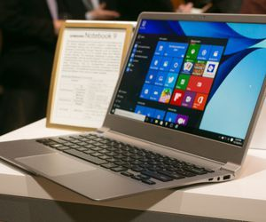 Specification of ASUS ZenBook Flip UX360CA rival: Samsung Notebook 9 13-inch.