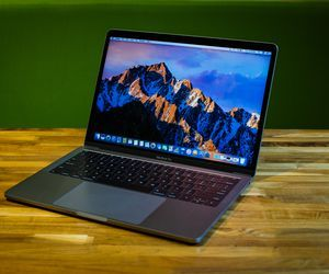 Specification of Acer  rival: Apple MacBook Pro 13-inch, space gray, 2016.