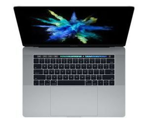 Apple MacBook Pro with Touch Bar 15-inch, space gray, 2016