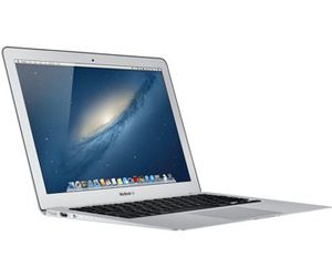 Specification of Apple MacBook Air rival: Apple MacBook Air 13-inch, 256GB, 2013.