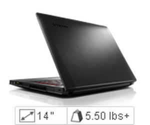 Lenovo Y40-80 Laptop 2.40GHz 1600MHz 4MB