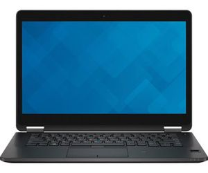 Specification of HP Chromebook 14 G3 rival: Dell Latitude E7470.