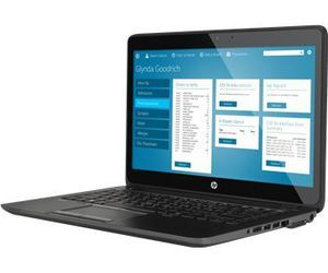 Specification of Razer Blade rival: HP ZBook 14 G2 Mobile Workstation.