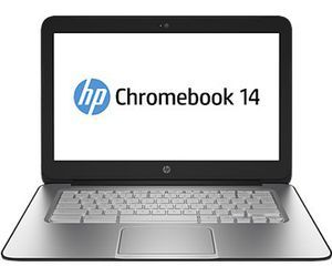 HP Chromebook 14 G1 tech specs and cost.