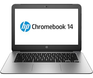 HP Chromebook 14 G3 rating and reviews