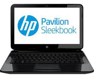 HP Pavilion Sleekbook 14-b010us tech specs and cost.