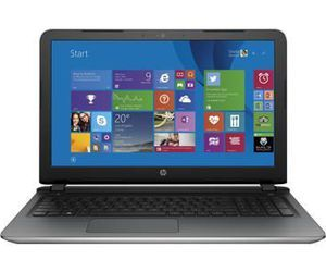 Specification of Dell Studio XPS 16 rival: HP Pavilion 15-ab020nr.
