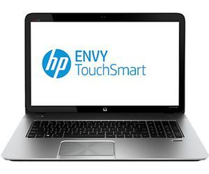 Specification of MSI GT73VR Titan 4K-480 rival: HP ENVY TouchSmart 17-j137cl.