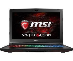 Specification of Dell XPS 15 rival: MSI GT62VR Dominator-012.