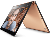 "Specification of ASUS ZenBook Flip UX360CA rival: Lenovo Yoga 900 13"" MultiTouch, 2.20GHz 1866MHz 4MB."
