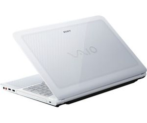 Sony VAIO Signature Collection C Series VPC-CB17FX/W