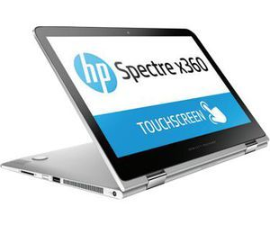 Specification of ASUS ZenBook Flip UX360CA DBM2T rival: HP Spectre x360 13-4101dx.