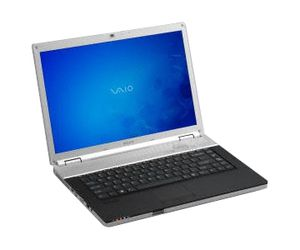 Specification of Apple MacBook Pro rival: Sony VAIO FZ160E/B Core 2 Duo 2GHz, 2GB RAM, 200GB HDD, Vista Home Premium.