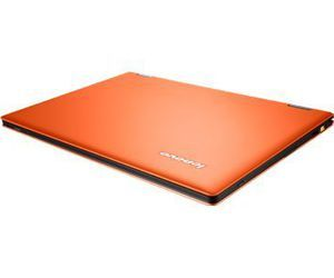 Specification of ASUS ZENBOOK UX305CA-UBM1 rival: Lenovo IdeaPad Yoga 13 59366347 Clementine Orange 3rd Generation Intel Core i7-3537U 2GHz 1600MHz 4MB.
