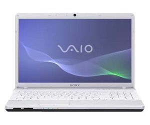 Sony VAIO E Series VPC-EH24FX/W tech specs and cost.