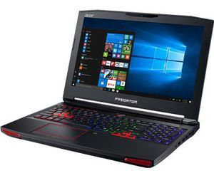 Specification of Lenovo ThinkPad P50 20EN rival: Acer Predator 15 G9-593-71EH 2x.