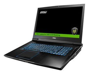 MSI WT73VR 7RM 648US tech specs and cost.